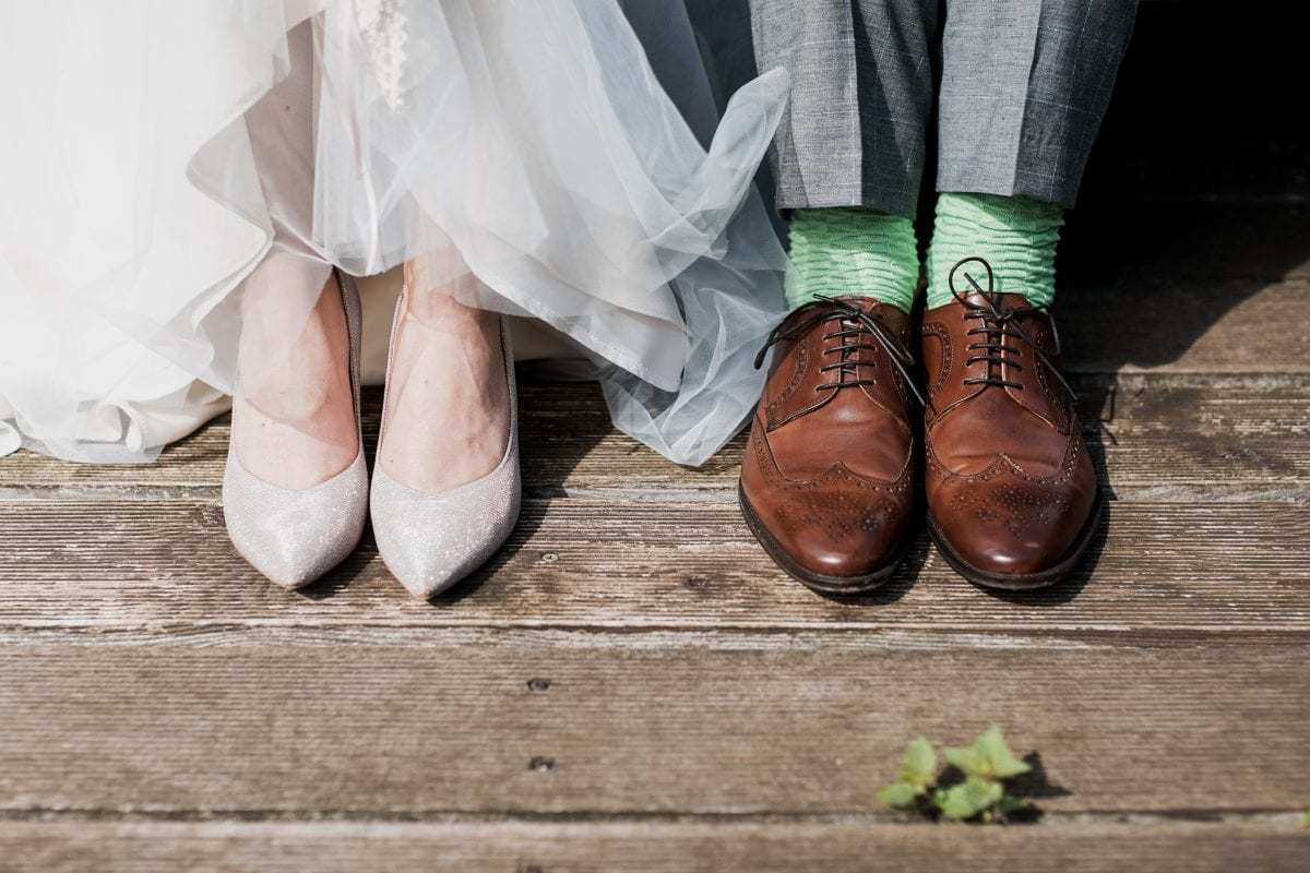 Not So Simple: Standing Positions During Your Ceremony