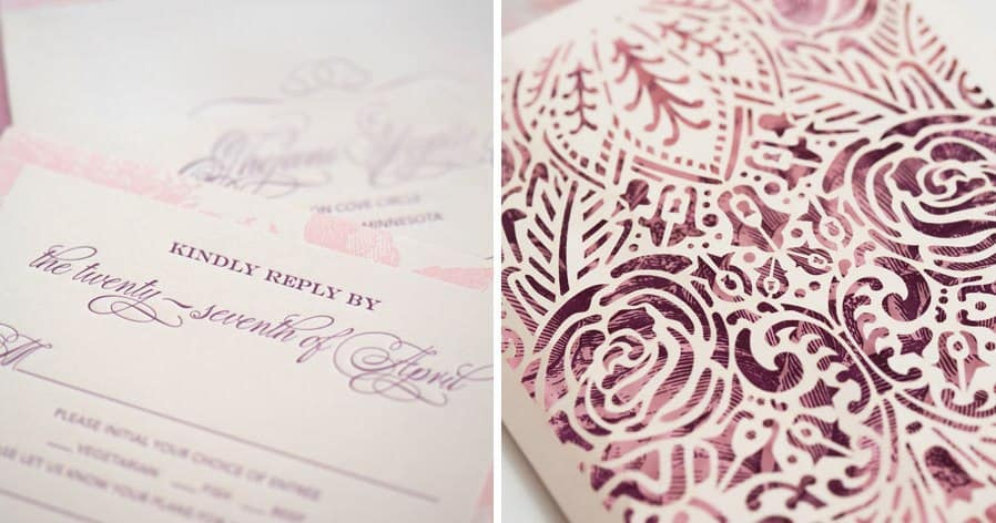 How to: Organising Your Wedding Invitations