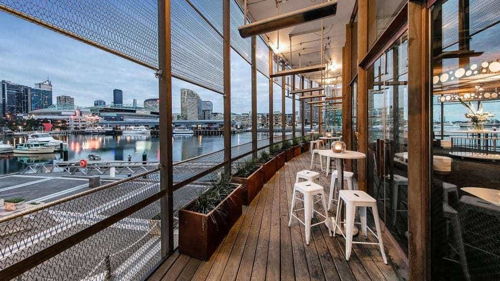 Docklands Waterfront Wedding Venue