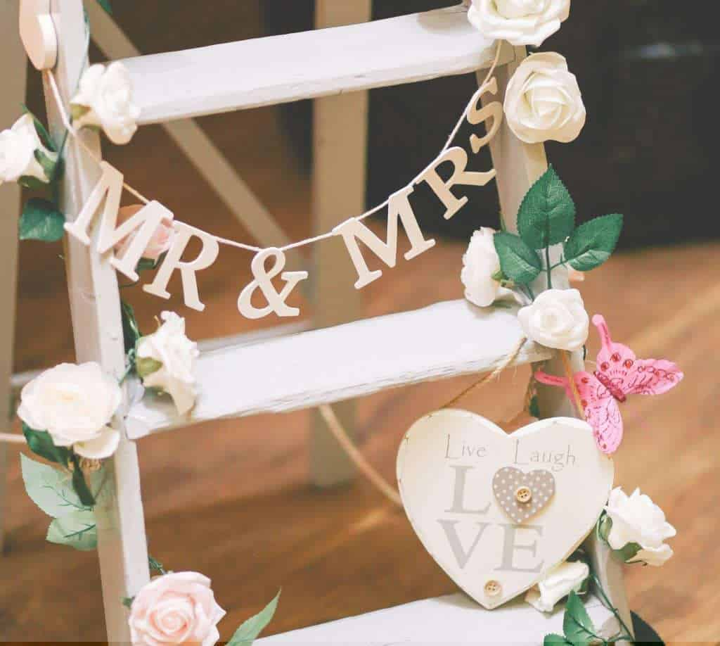 Wedding Decorations & Hire