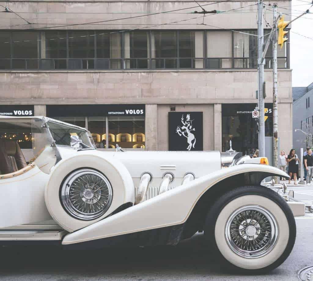 Wedding Cars & Limousines