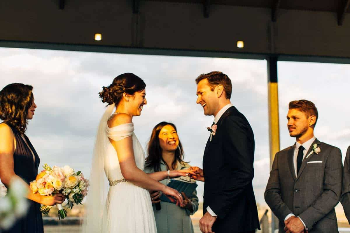 Kiti & steven married by Mona Chung