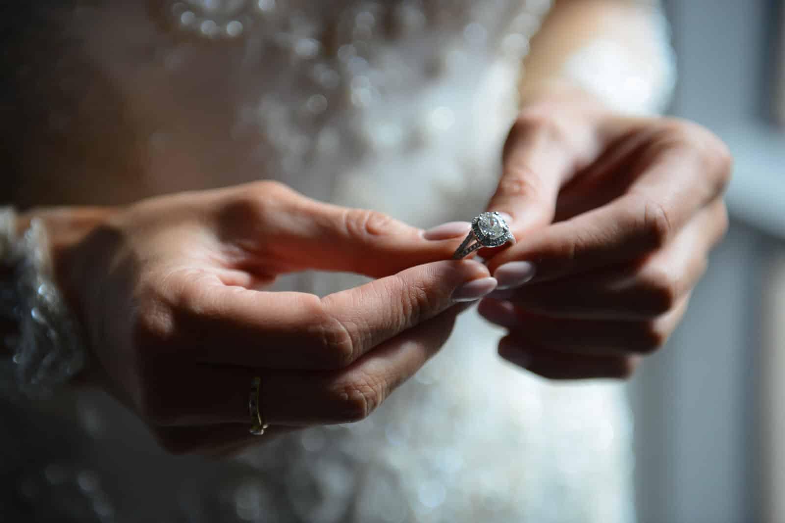 Emily Simms Melbourne Wedding Photos Wedding Ring
