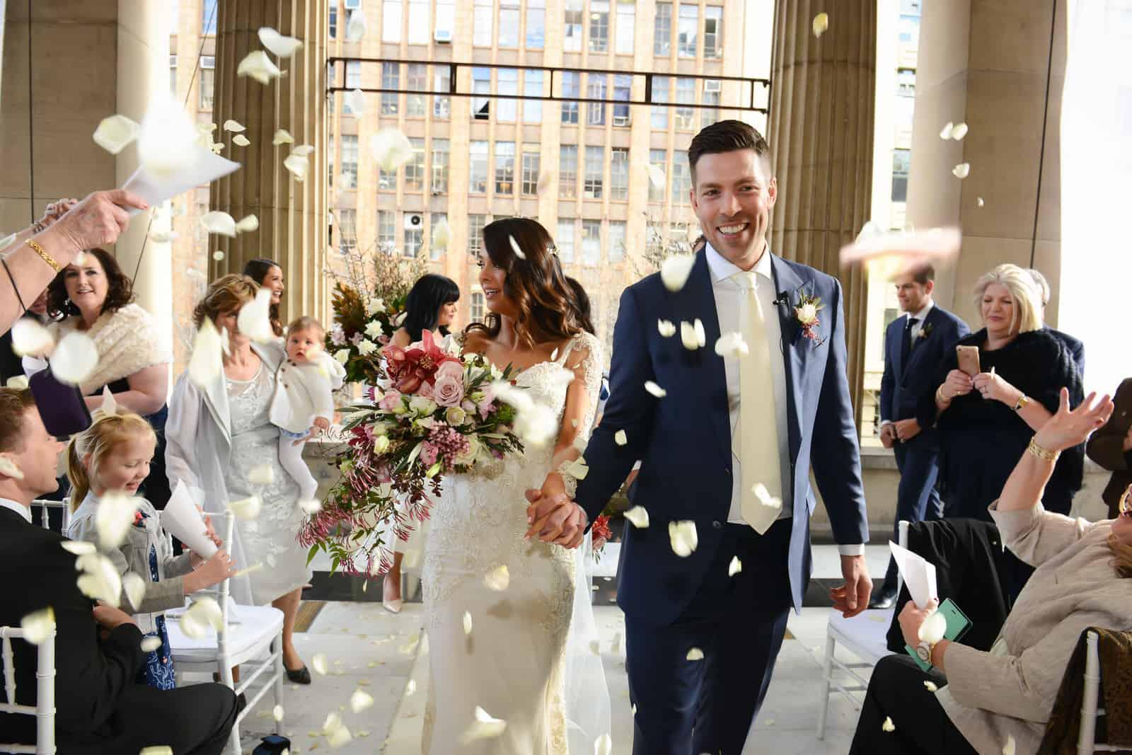 Emily Simms Melbourne Bride & Groom