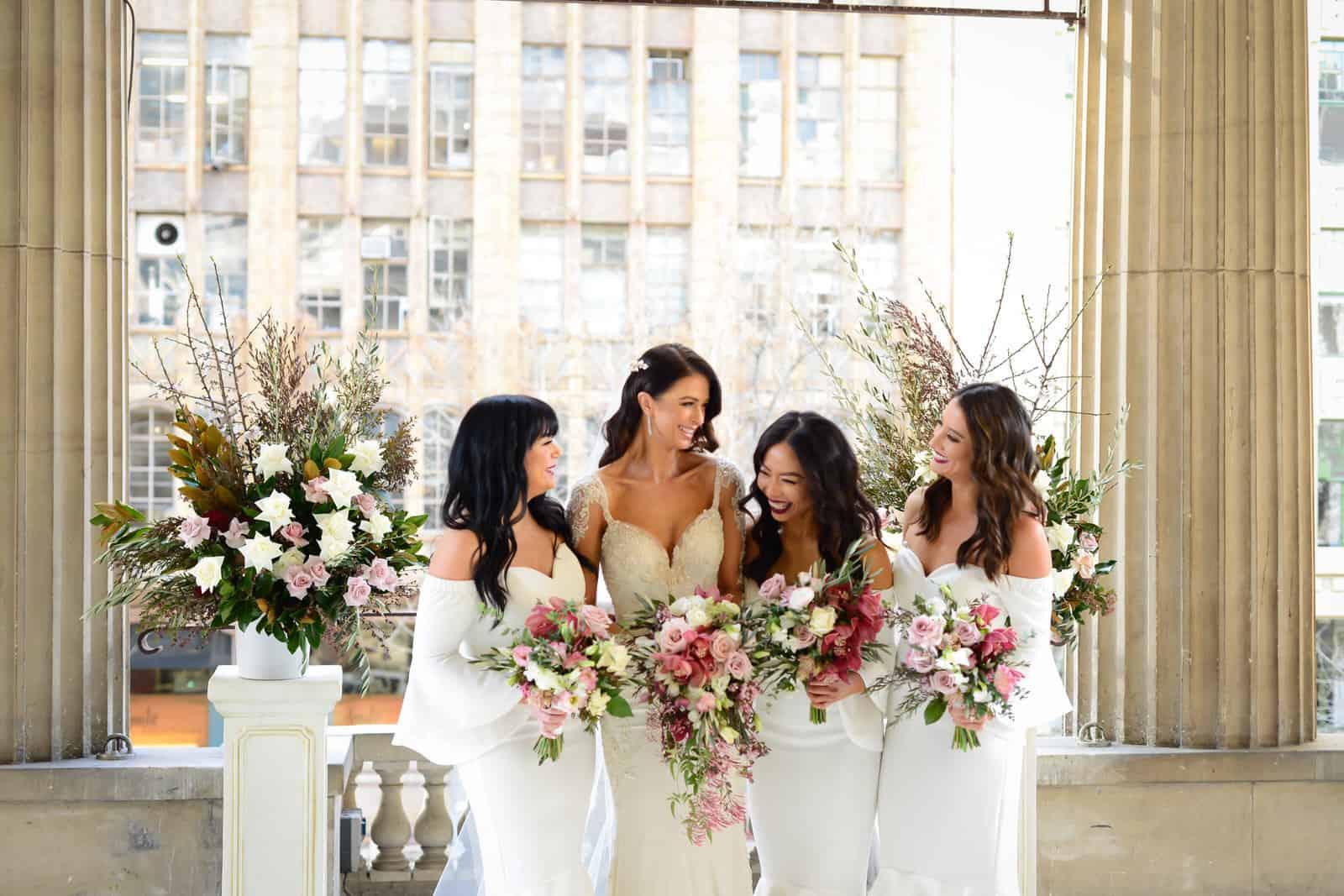 Emily Simms Melbourne Bridesmaids