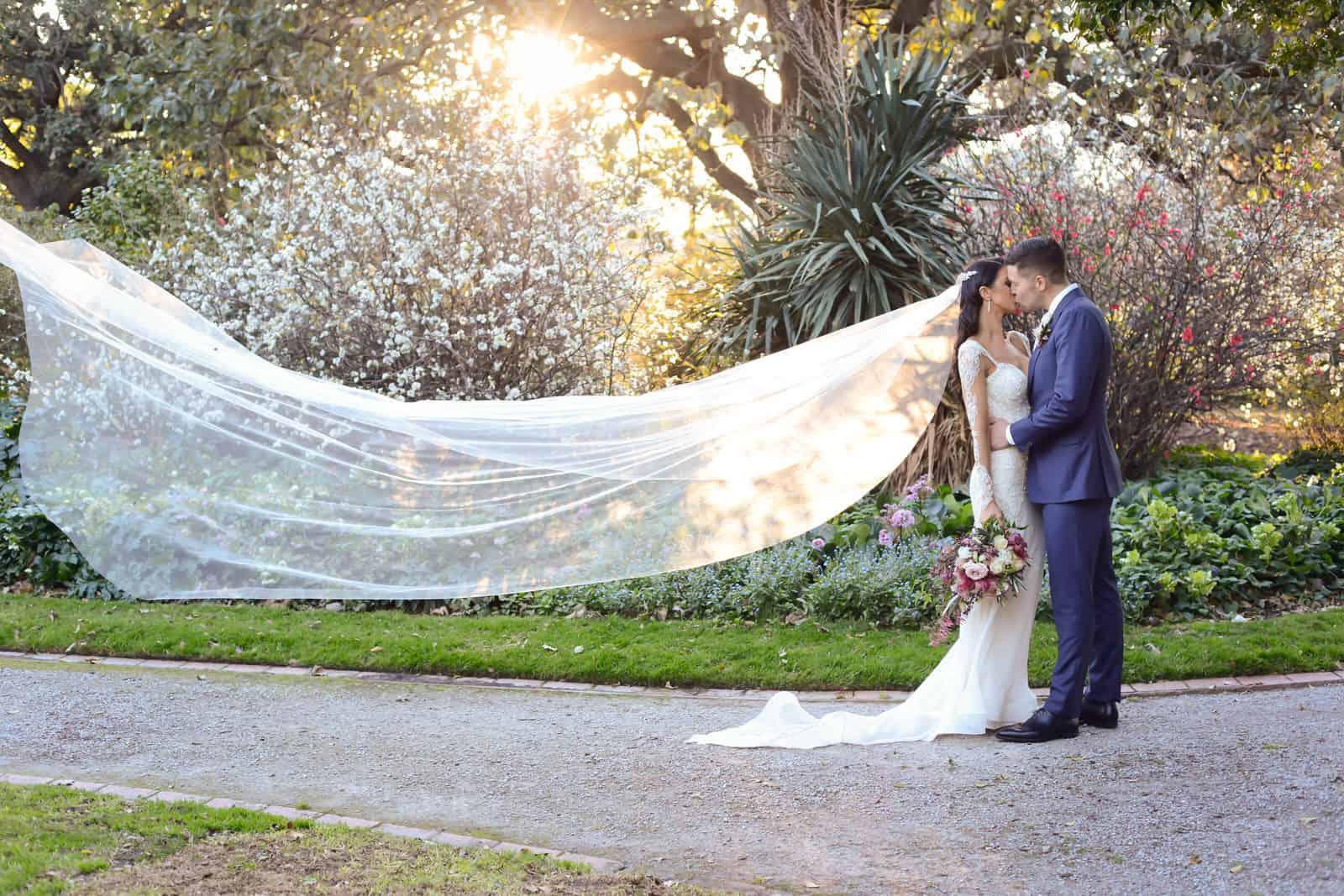 Emily Simms Melbourne Wedding Veil