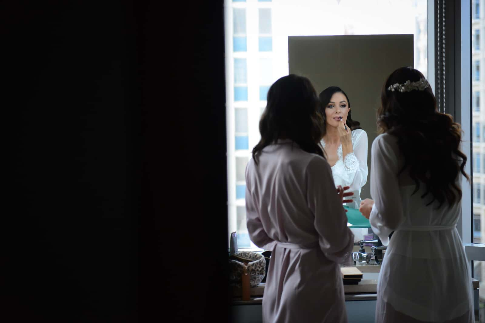 Emily Simms Melbourne Wedding Photos Makeup