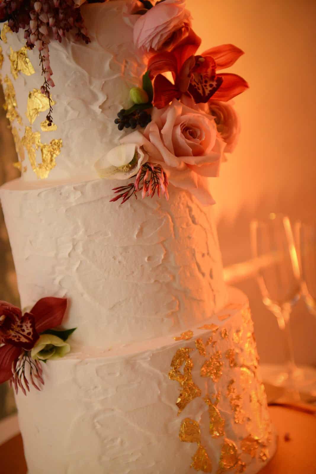Emily Simms Melbourne Wedding Cake