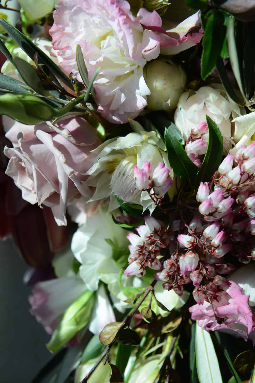Emily Simms Melbourne Wedding Photos Flowers