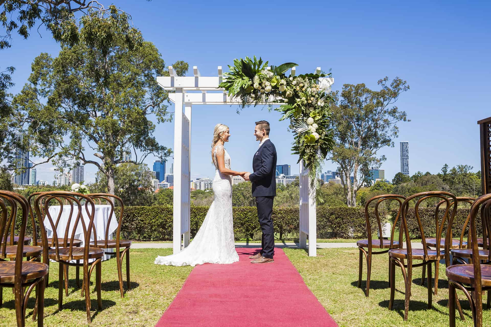 The Newest Brisbane Wedding Ceremony Space With Spectacular Views!