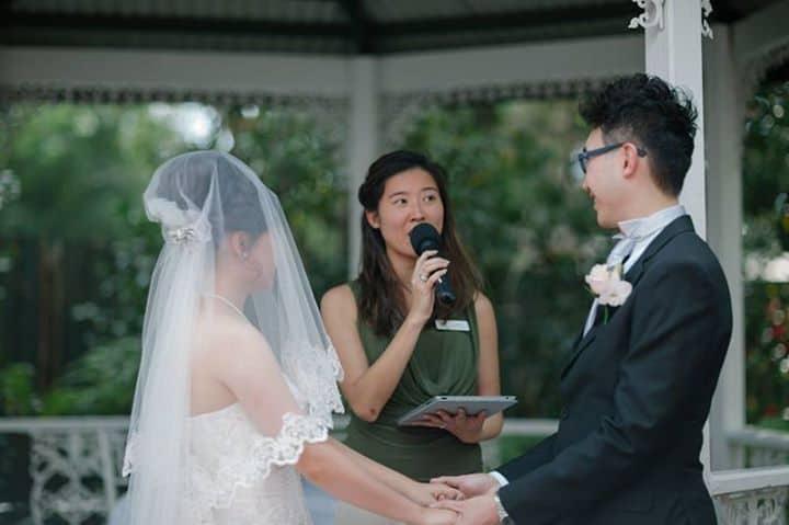 Meet Mona Chung, a Melbourne Celebrant
