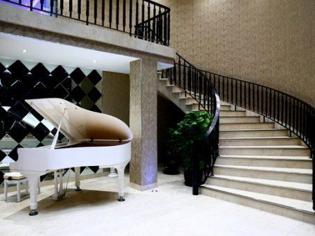 Villa Blanca Reception