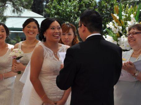 Martess Dowling Marriage Celebrant