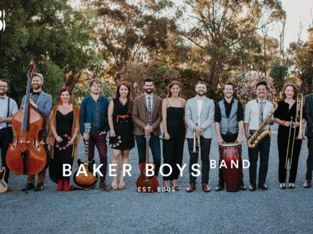 Baker Boys Band – VIC
