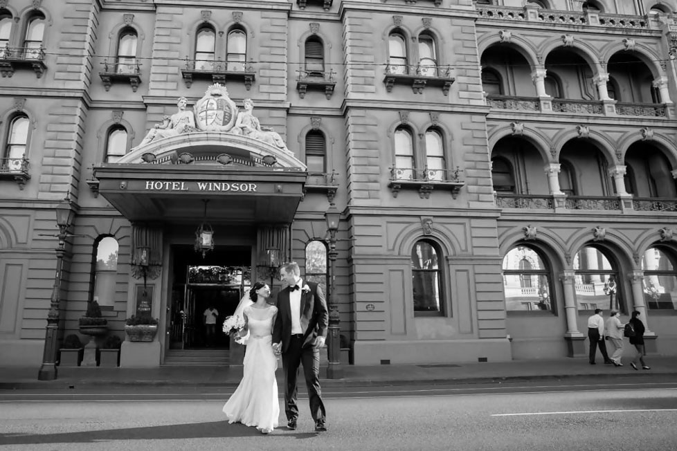 HOTEL WINDSOR Receptions Melbourne